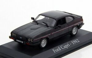 Altaya-1-43-Scale-Model-Car-C14619-1982-Ford-Capri-Black