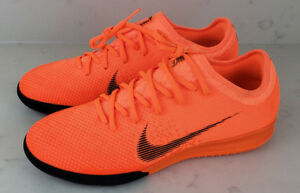 44ff00fe8db Nike Mercurial Vapor X 12 Pro IC Orange AH7387-810 Men s Soccer ...