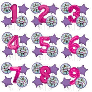 LOL-Surprise-Birthday-Party-Supplies-Balloon-Bouquet-5pc-Age-1-9