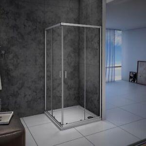 Mamparas de Ducha Doble Corredera Cristal Serigrafiado 6mm