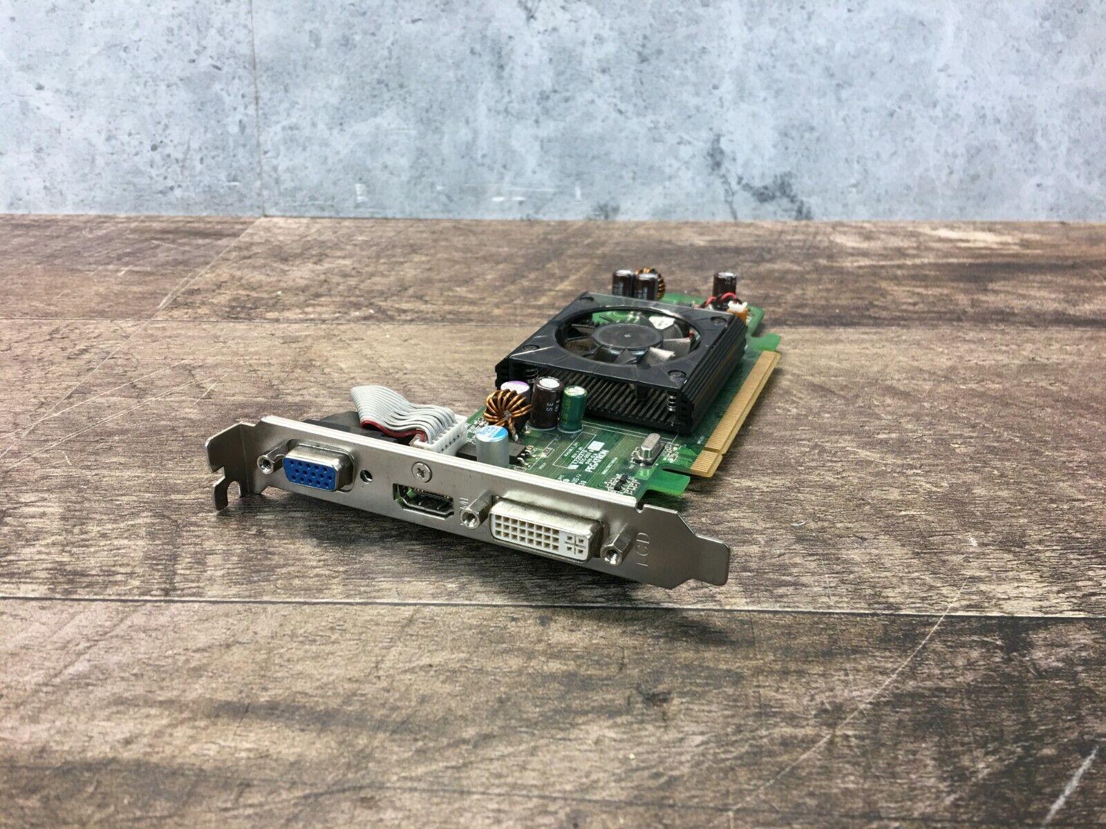 Pegatron ATI Radeon HD 113-AB60100-103 PCI-E Video Graphics Card *Working*