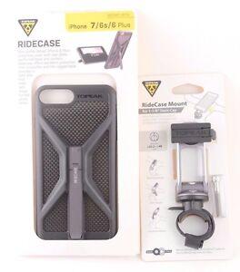 the latest 7ce55 fd9c8 Topeak RideCase iPhone 7 /6/6s Plus Phone Black Case TT9852B & Bike ...