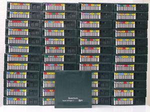 50x QUANTUM Super DLTtape I 160/320GB Data Cartridge SLDT 220, 320 DLT 3 EUR/TB