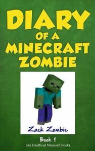 Diary-of-a-Minecraft-Zombie-Book-1-A-Scare-of-A-Dare-Volume-1-Zombie-Zack-N