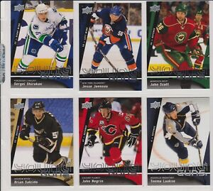 2009-10-LOT-OF-6-UPPER-DECK-ROOKIES-YOUNG-GUNS-NO-YG-41