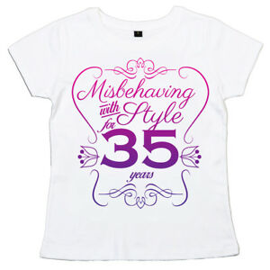 b5823ba18 35th Birthday T-Shirt