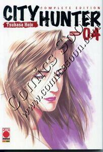 CITY-HUNTER-04-COMPLETE-EDITION-Planet-Manga-Panini-Comics-NUOVO
