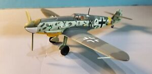 ARMOUR-98012-LUFTWAFFE-BF-109F-1-48-SCALE-DIECAST-METAL-MODEL
