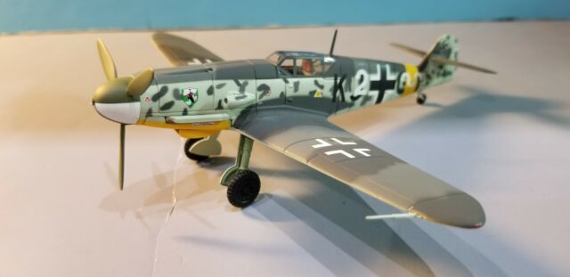 ARMOUR (98012) LUFTWAFFE BF-109F 1:48 SCALE DIECAST METAL MODEL