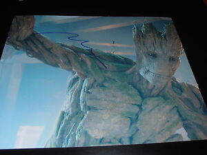 VIN-DIESEL-SIGNED-AUTOGRAPH-8x10-PHOTO-GUARDIANS-OF-THE-GALAXY-MARVEL-COA-AUTO-D