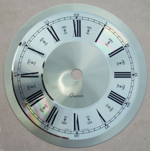 Brushed Gold and polished Rings Large OD 129 mm CLOCK DIAL