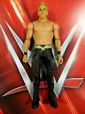WWE Santino Marella Figure Mattel Basic 30 WWF WCW TNA ECW ROH nWo NXT NWA NJPW