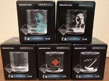 Square Enix FINAL FANTASY VII 7 REMAKE Lottery Kuji E Rock Glass Cloud Sword