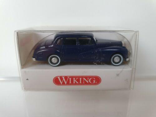 Wiking 1:87 836 03 21 mercedes benz 300 azul oscuro OVP
