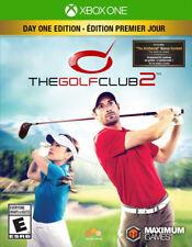 Golf Club 2 (Microsoft Xbox One, 2017)