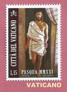 Vaticano-2021-PASQUA-MMXXI-Francobollo-singolo-MNH