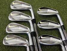 NICE Nike Vapor Pro Blade Iron Set - Right Hand - 4-PW - Steel - Stiff Flex S300