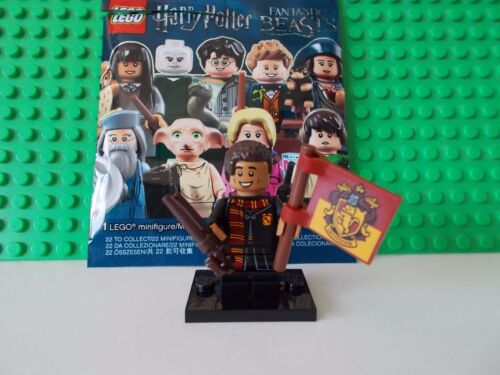 genuine lego minifigures dean thomas from harry potter series
