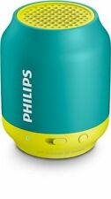 Philips BT-50A/00 2.1 Wireless Bluetooth Speaker (Green/Yellow) (SMP4)