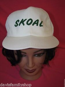 5b5534619 Details about Skoal Chewing Tobacco Dip Snuff Adjustable Distressed  Baseball Cap Hat