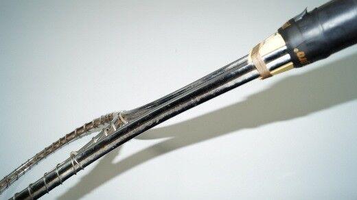 Wilson Steel Steel Steel Tennisschläger L3 racket Stahl vintage original pro tour racquet 53e9c9