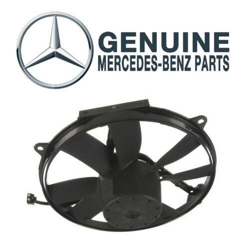Driver Left Engine Auxiliary Cooling Fan Motor Genuine For Mercedes W202 W208