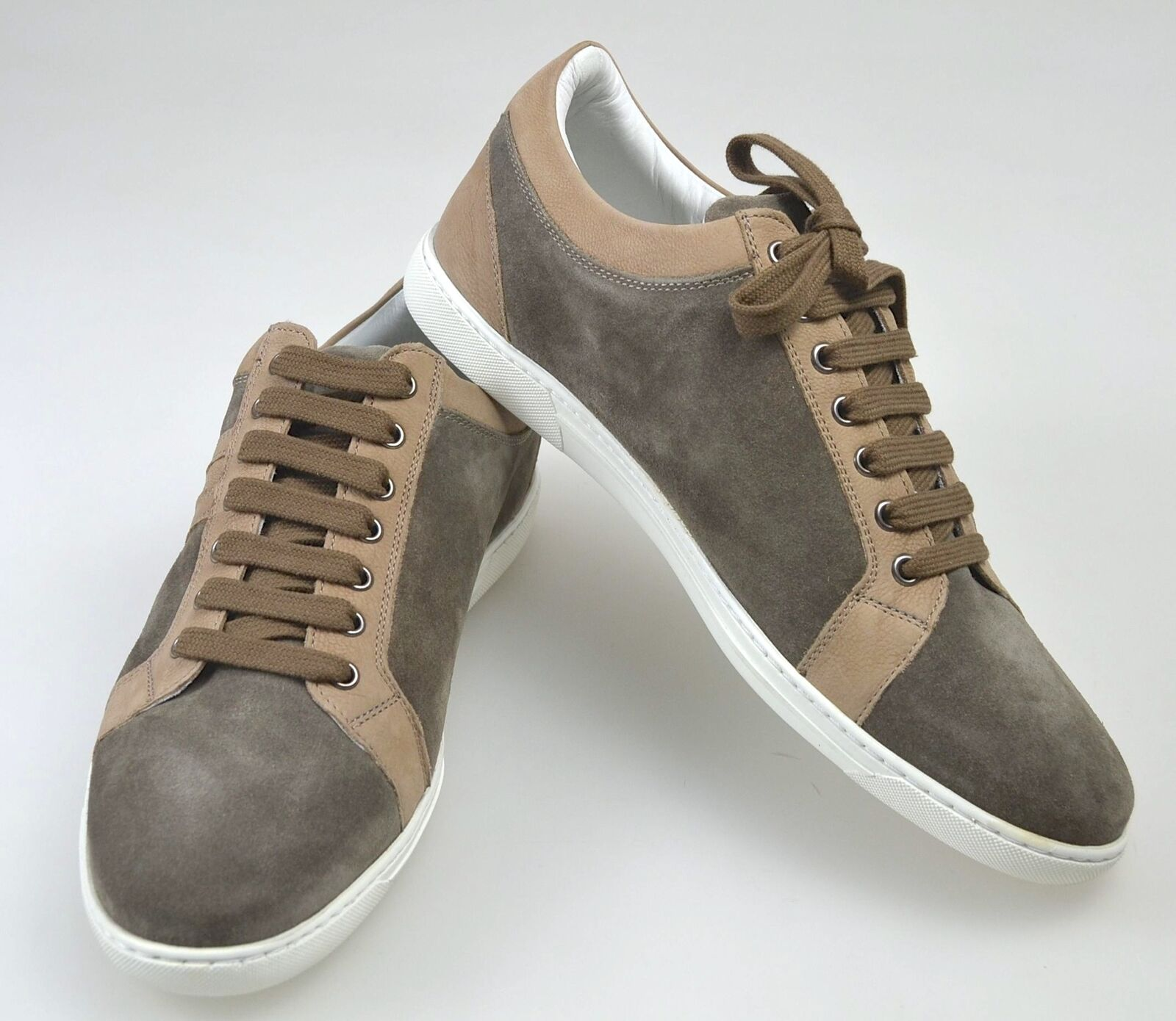 GIVENCHY MAN SNEAKER SHOES CASUAL FREE TIME LEATHER SUEDE CODE G3073C00.502
