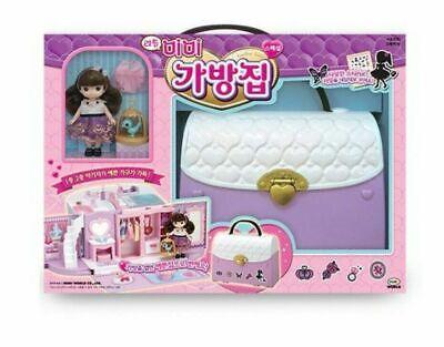 Mimi World Little MIMI HandBag House Doll Toy/_RU