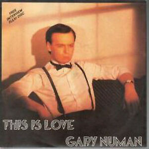 Gary-Numan-This-Is-Love-NEW-MINT-UK-7-inch-vinyl-single-with-bonus-flexi-disc