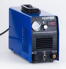 New Inverter Plasma Cutter 60A Digital 110/220V & accessories & 1-16mm cut thick