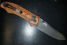 Benchmade Osborne Axis 950 Rift Orange/Black G10 CPM-S30V Exclusive