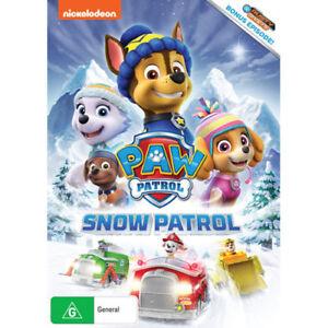 Paw-Patrol-Snow-Patrol-DVD-NEW-Region-4-Australia