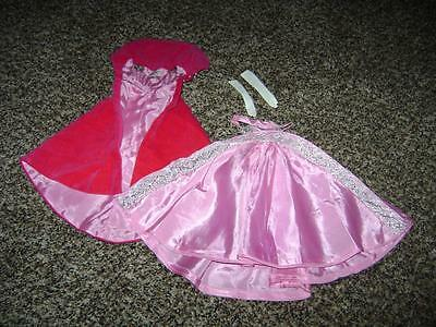 Vintage Barbie Sophisticated Lady, gown, overdress and gloves