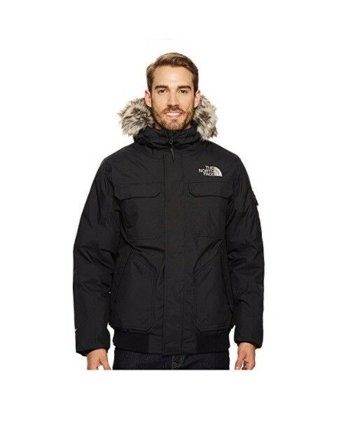 ac02be263 The North Face Men's Gotham Jacket III in TNF Black Sz S-2XL NEW