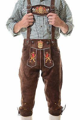 Oktoberfest Lederhosen German Costume German Outfit Tracht Bundhosen #SEPPL*