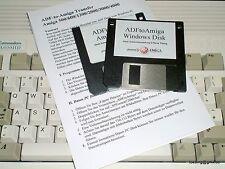 ADF-Transfer-Kit Amiga 500/600/1000/1200/2000/3000/4000