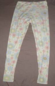 525daa38aca33e Image is loading LulaRoe-LLR-Pastel-Spring-Floral-LEGGINGS-Ladies-Sz-