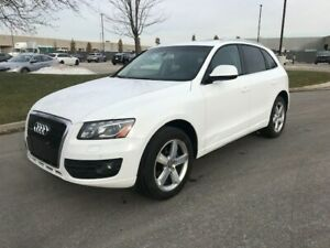 2012 AUDI Q5 PREMIUM AWD|NAVIGATION|LEATHER|PANOROOF|BACK CAMER