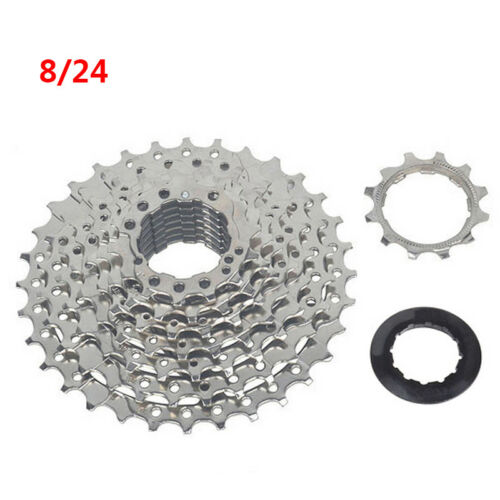 7//8//9//10 Speed MTB Mountain Road Bike Bicycle Cycle Cassette Sprockets Freewheel