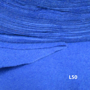 BLUE-FELT-FABRIC-SHEETS-SOFT-FEEL-ART-amp-CRAFT-CARD-MAKING-MATERIAL-DRESSMAKING-L50