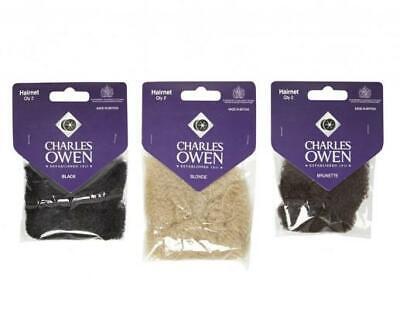 1 x Pack de 2 ou 2 x Pack de 2 Charles Owen cheveux Net