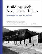Building Web Services with Java: Making Sense of XML, SOAP, WSDL, and UDDI by...
