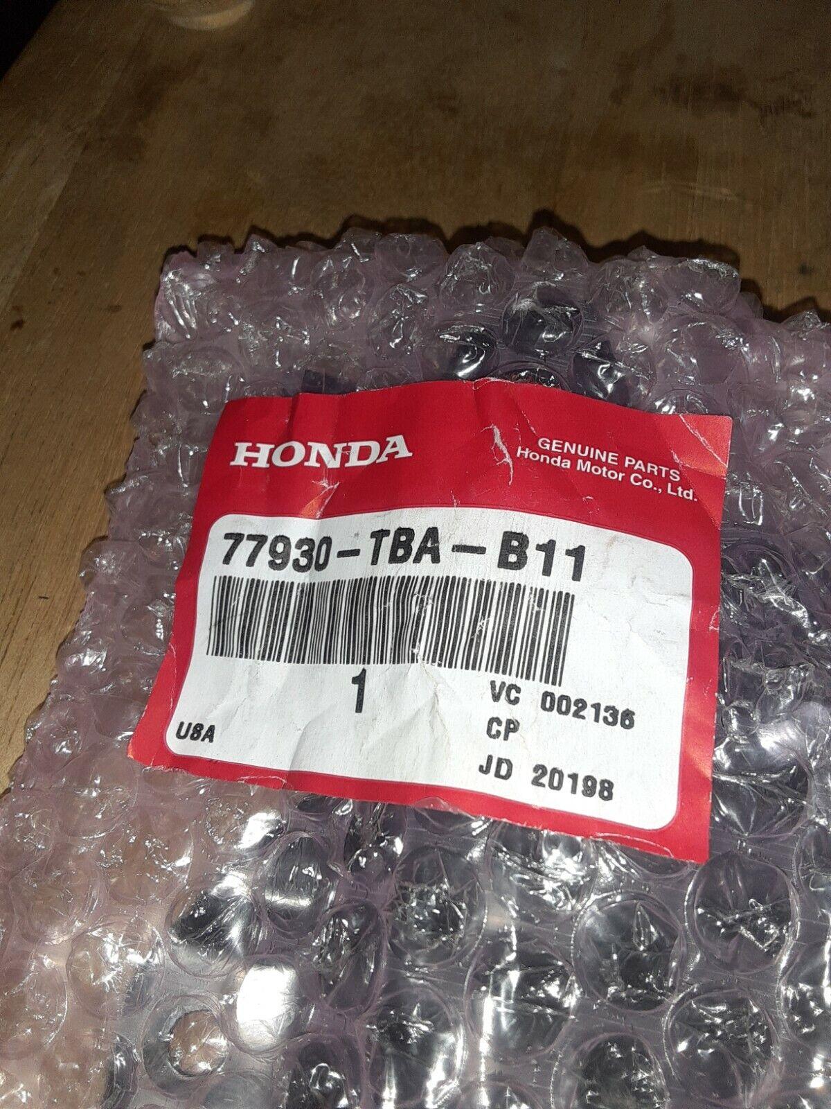 Genuine Honda Ft Impact Sensor 77930-TBA-B21