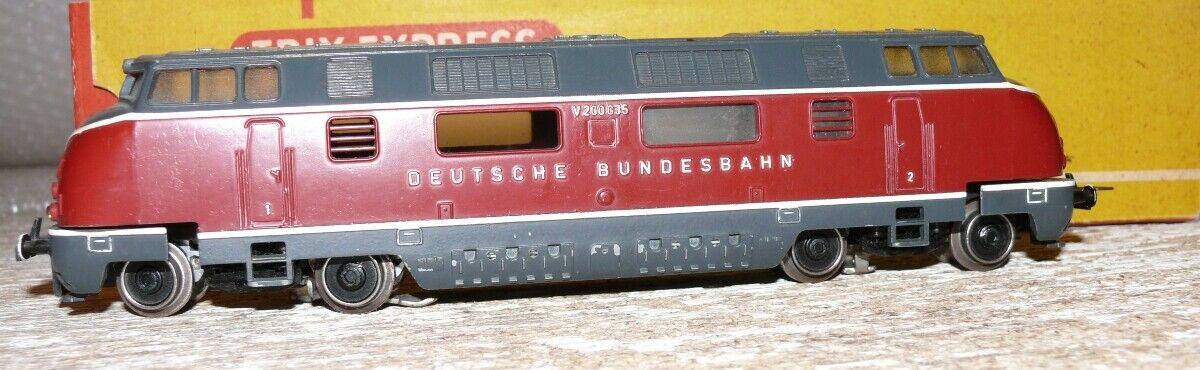 K23 Trix Express 2260 diesellok V 200 035 DB