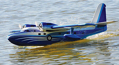 Albatross Twin Electric Sport Seaplane Plans Templates and Instructions 63ws