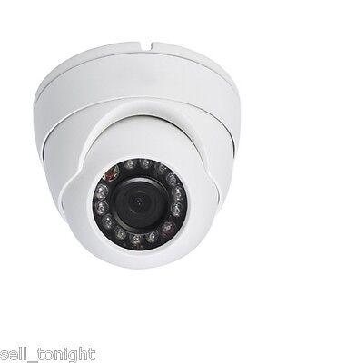 HDCVI 720p HD Dome Überwachungskamera 3.6mm Objektiv + 20m Nachtsicht für Innen