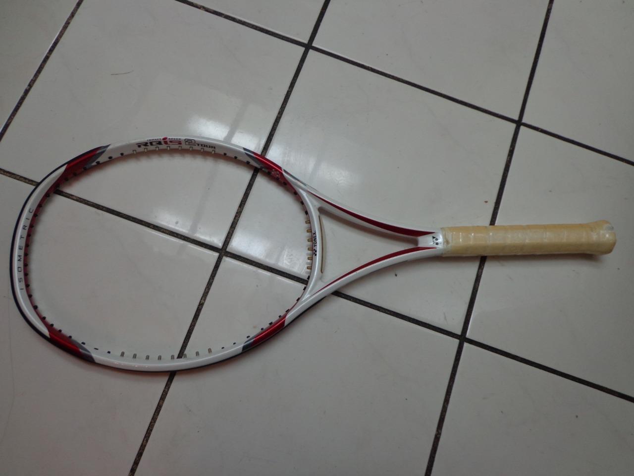 NEW Yonex RQ IS Tour 2 100 head 288 grams 4 3 8 grip Tennis Racquet
