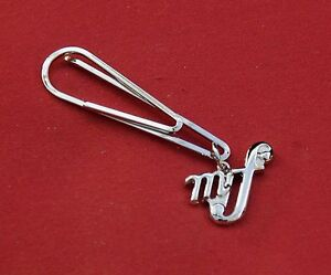 Mezzo-Forte-mf-or-High-Volume-Music-Silver-Pin-Badge-New