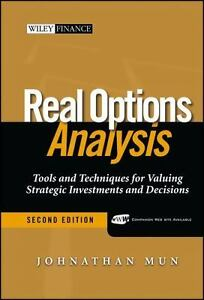 Real options & investments ratings and reviews