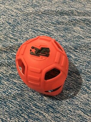 Planet Eclipse Tank// Air Bottle Grip Orange// Red